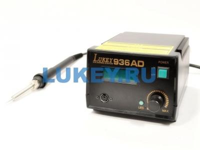Термовоздушная паяльная станция Lukey 936АD - купить по низкой цене