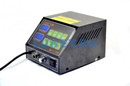 термовоздушная паяльная станция Lukey V6